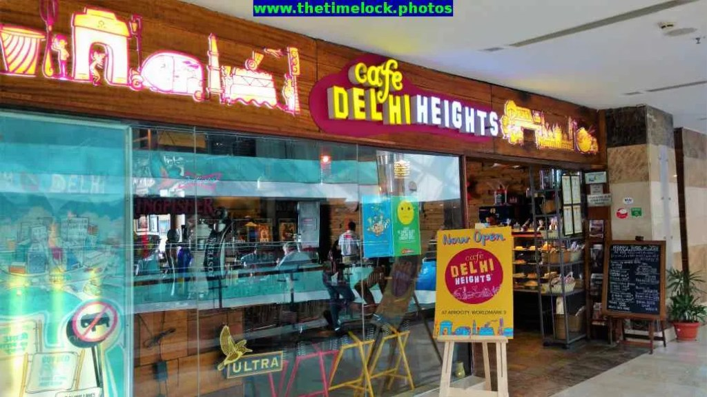cafe delhi heights