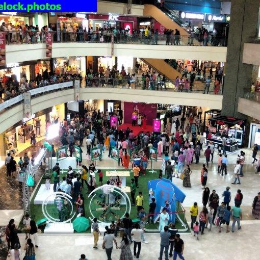 pacific mall, tagore garden