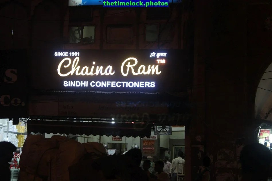 Chaina Ram Sindhi Confectioners