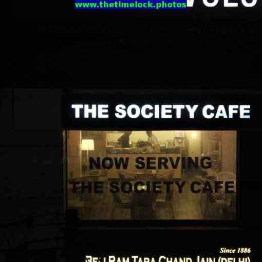 the society cafe