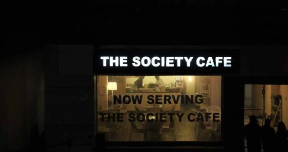 the society cafe