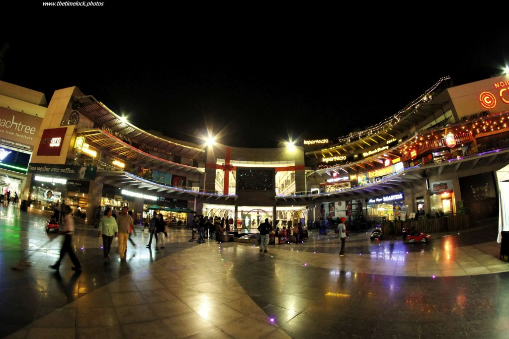 Noida City Mall