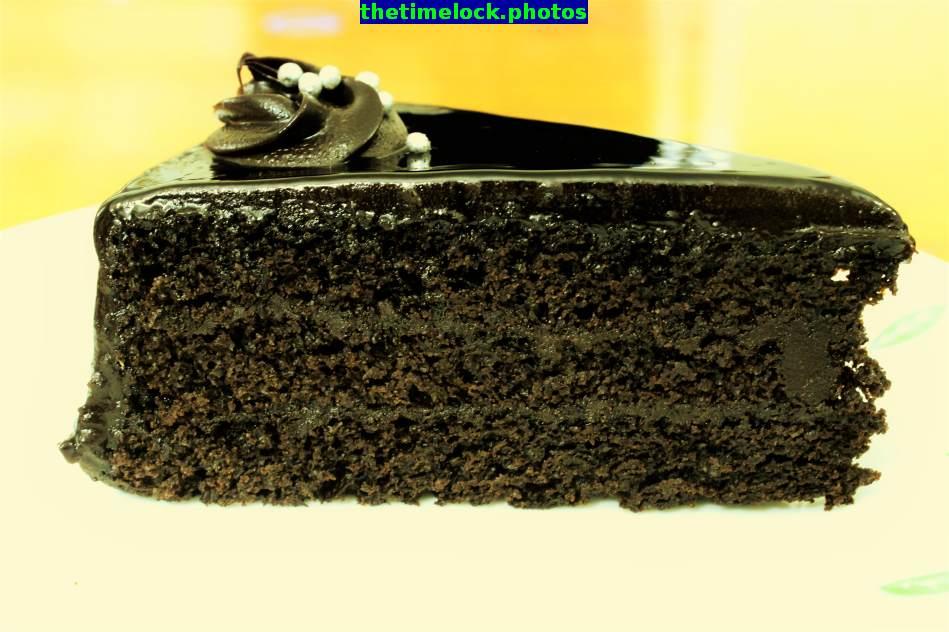 chocolate pastry