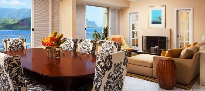 The St. Regis Princeville Resort Room View