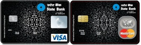 SBI Platinum Debit Card