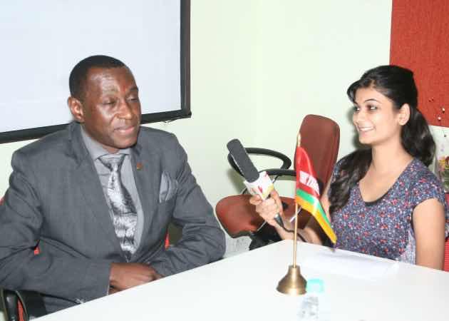 H.E. Mr. Idriss Raoua OUEDRAOGO, Ambassador, Burkina Faso