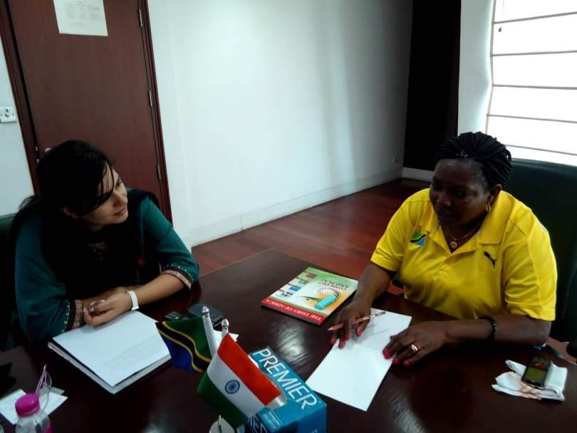 H.E. Ms. Juliana J. Yassoda -(Matagi), Tanzania