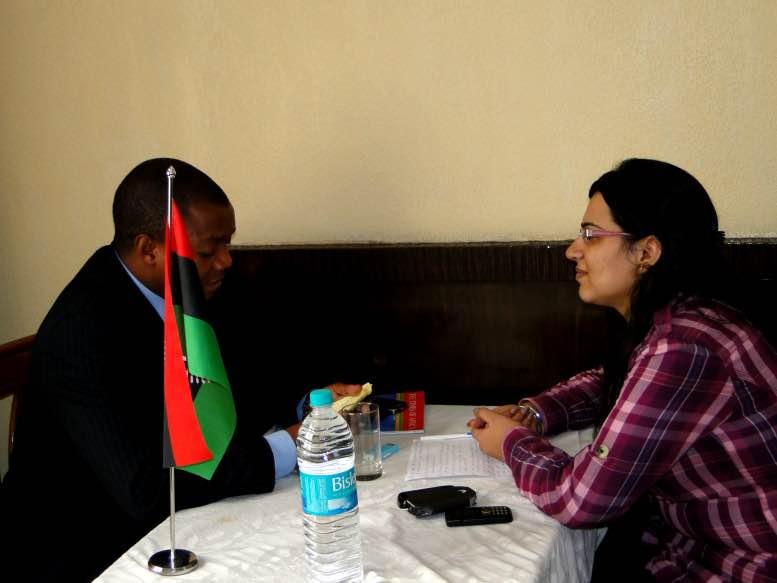 -Hon. Dr. Lucious Kanyumba, Malawi