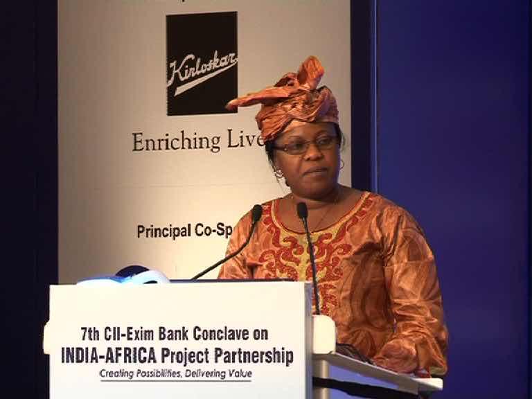 Hon. Fatou Mas Jobe Njie, THE GAMBIA