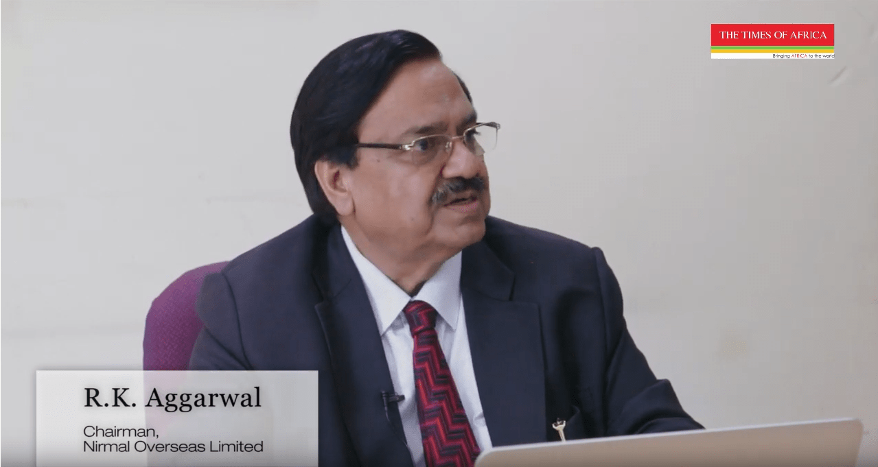 Interview with Mr. RK Aggarwal, Chairman, Nirmal Overseas Limited