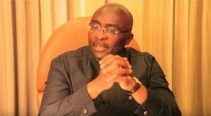Exclusive Interview with the Vice President of Ghana H.E. Mahamudu Bawumia