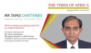 Exclusive Interview with Mr Tapas Chatterjee - MD of SSP Pvt. Ltd.