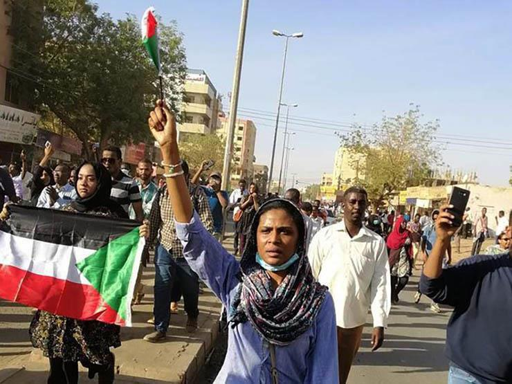 Freedom… Peace… Justice… Sudan's ongoing revolution