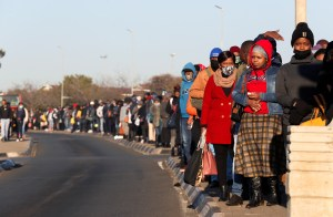 South Africa unemployment