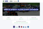 Africa Flood event database