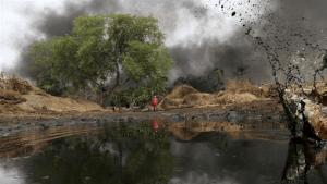 Gbetiokun oilfield Explosion