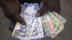 Ghana Currency cedi weaken