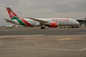 Kenya airlines resume operation