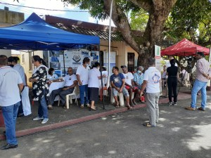 Mauritius: Mega Blood Donation and Heart Screening