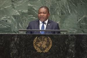 Filipe Nyusi President of Mozambique