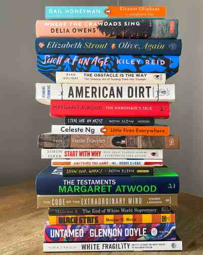Six-month Book Review Roundup of 19 books