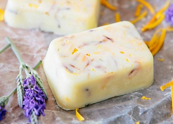 grapefruit-lavender-soap