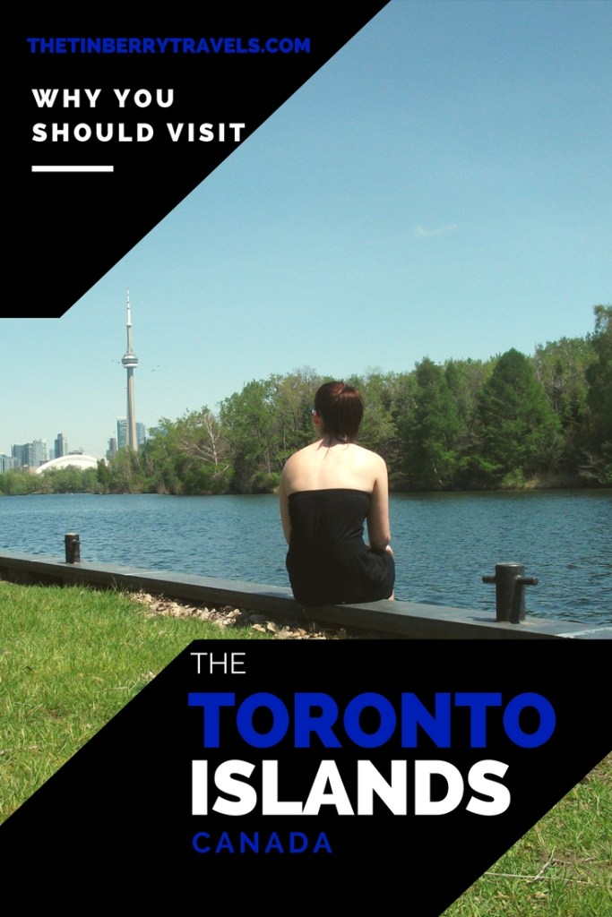 Have you ever visited The Toronto Islands, Canada? With beaches, parks and amazing city views here's why the Toronto Islands on Lake Ontario is my new favourite place and why you'll love it too! | Things to Do In Toronto | #Canada #Tortonto
