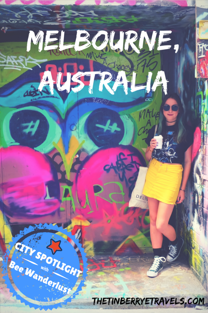City Spotlight: Melbourne Australia - Want to find out what Melbourne, Australia has got to offer? Check out this month's City Spotlight guest post from fellow traveller Bee Wanderlust.