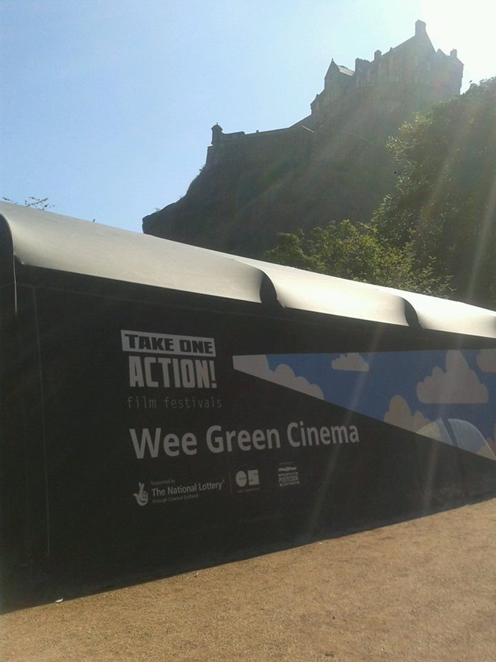 Wee Green Cinema, Take One Action Film Festivals