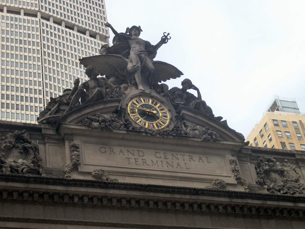Grand Central Terminal Sign