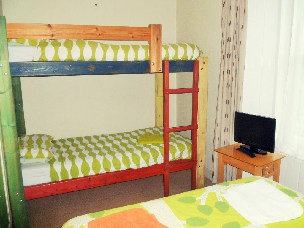 Family Room, Oban Backpackers