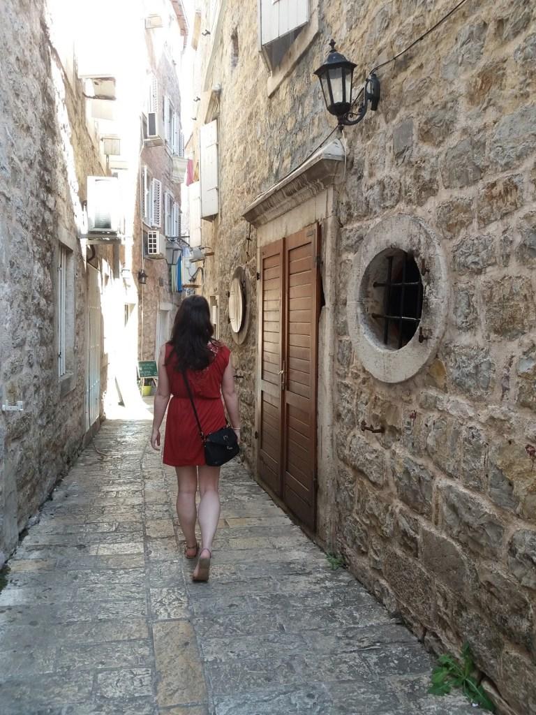 Budva Old Town Montenegro