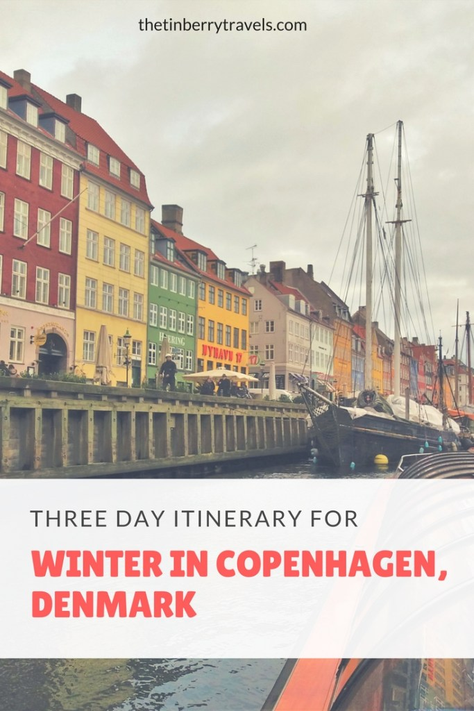 With three days to explore Copenhagen in January we were pleasantly surprised to find there are plenty of things to do in Copenhagen in winter. While winter breaks do come with a few challenges, here's our three day Copenhagen itinerary to help you plan your visit! | Winter in Copenhagen | Copenhagen Travel | #Copenhagen #Denmark #Europe