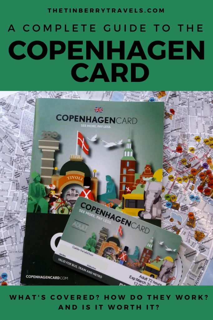 Plenty of cities offer some form of tourist pass for visitors but they're not always worth their price. We tried out the Copenhagen Card while visiting the Danish capital. Here's our complete guide with lots of practical info and, of course, answer the most important question: Is a Copenhagen Card worth it? | Travel in Denmark | Visiting Copenhagen | #Copenhagen #Denmark #Europe