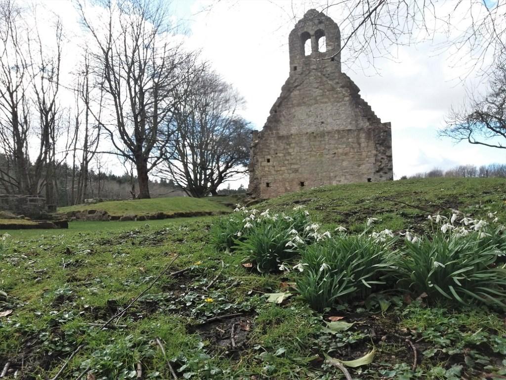 Kinneil Church near Bo'ness