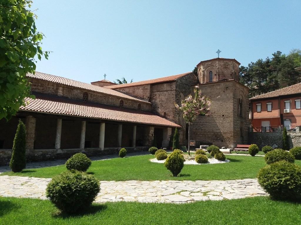 Church of Saint Sophia in Ohrid ,Macedonia