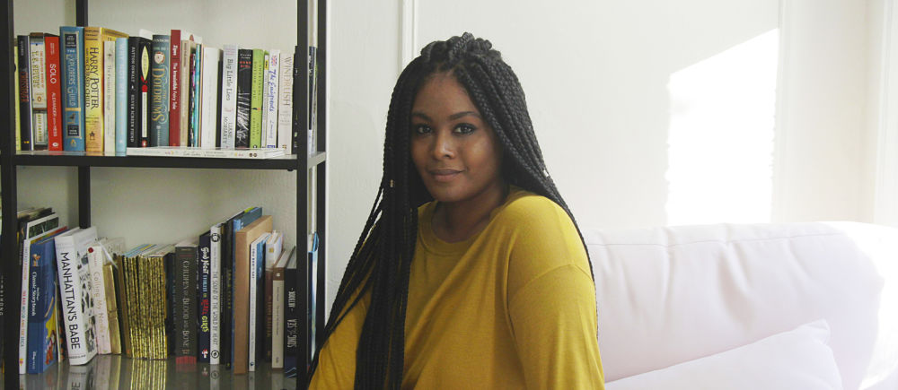 Meet-Vashti-C.-Harrison-the-Artist-Bringing-our-Magic-to-Illustration-Film-and-Books-Nia-Magazine-for-black-women