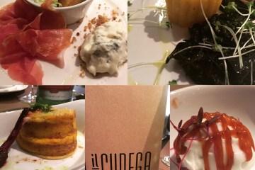 Il Cudega Gorgonzola night
