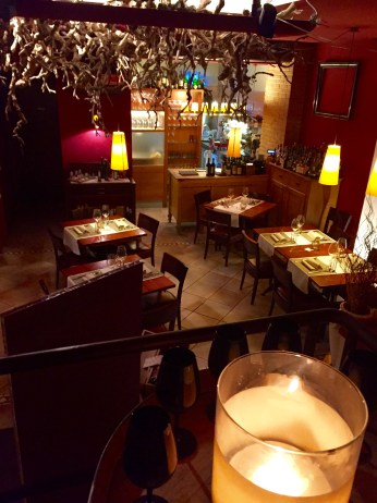Inside Enoteca Segreta