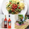 April monthly Italian food round up