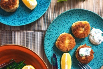 Italian fishcakes