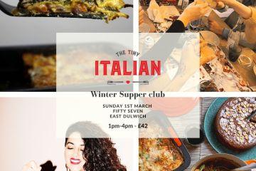 italian supper club