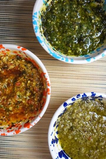 easy home made pesto
