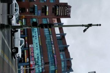 Koreatown intersection
