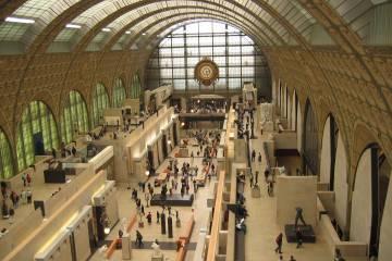 Musee DOrsee Paris m