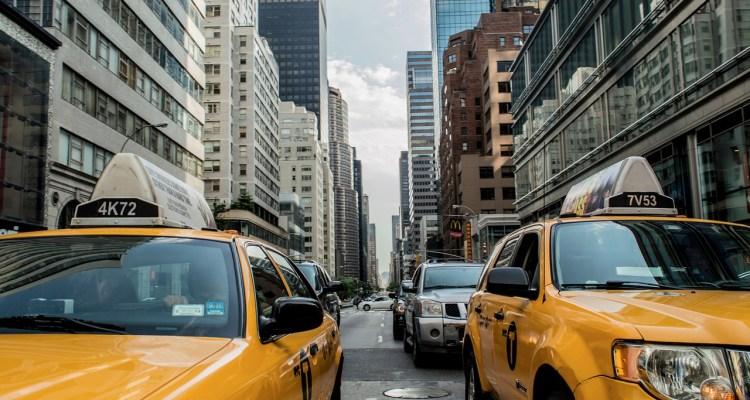 taxi cab nyc
