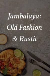 Amelia's Jambalaya
