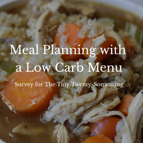 Meal Planning Survey
