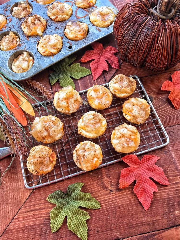 Southern Apple Pie Bites