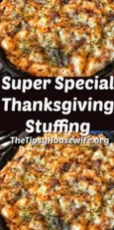 Easy Thanksgiving Stuffing
